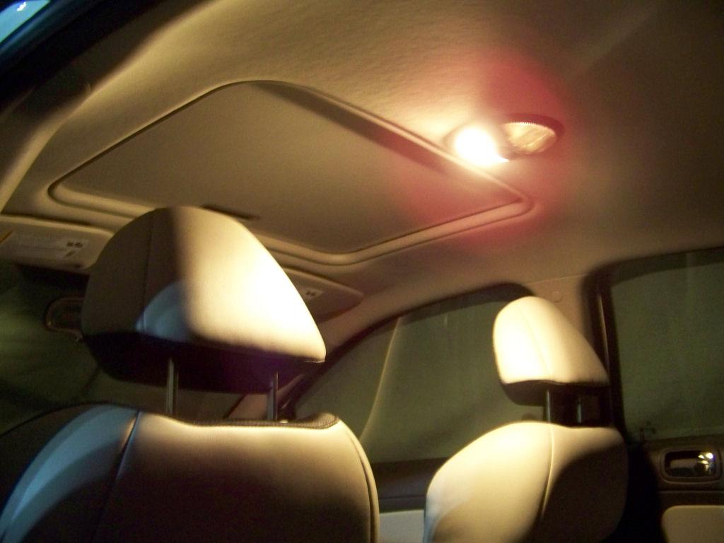 Dome Light Off